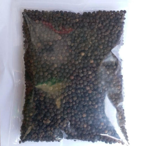 Naturally grown, Pesticide-Free Black Peppercorns