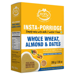 Almond & Date Porridge Mix, 200g
