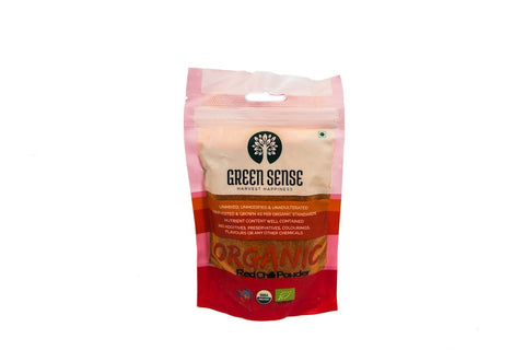 Organic Red Chilli Powder, 100g