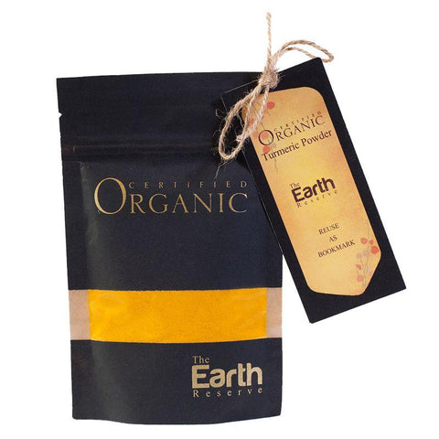 Organic Turmeric Powder - Pack of 3, 80g each