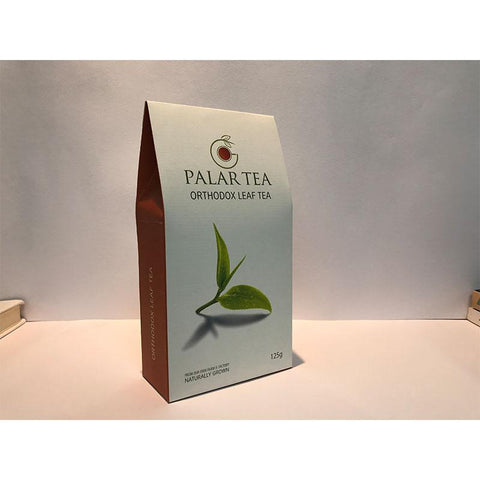 Orthodox Leaf Tea (125g) created by the villagers of Palar