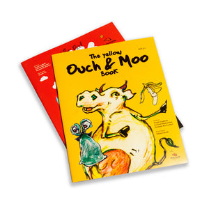 Ouch & Moo - Children's book for Plastic Awareness