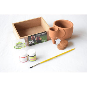 Paint, Plant & Preserve Kit for Children