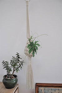 Macrame Air Plant Holder Handmade By Women Artisans