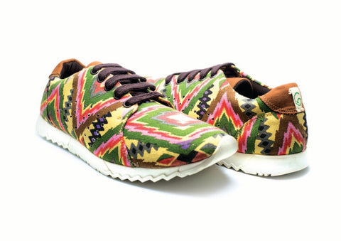 Greensole Sporty Afro Recycled Shoes