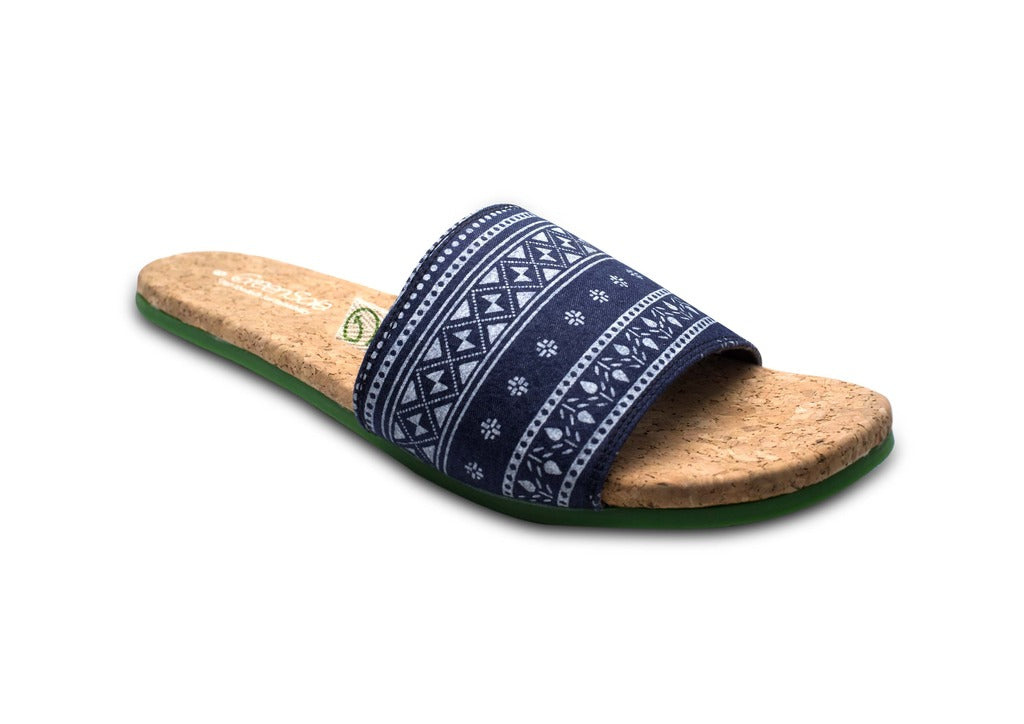 Greensole African Recycled Slippers (Ladies)