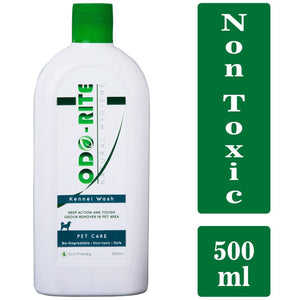 3 in 1 - Natural Kennel Wash, Floor Cleaner and Odour Neutralizer - 500ml