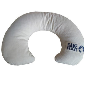 Eco-Friendly Neck Collar/ Pillow Filled with Natural Rice Husk
