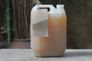 Natural, Eco-Friendly Citrus Bioenzyme Multipurpose Cleaner, 5 litres