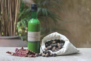 Handwash with Soapnut and Shikakai - Natural, Eco-Friendly, Handcrafted
