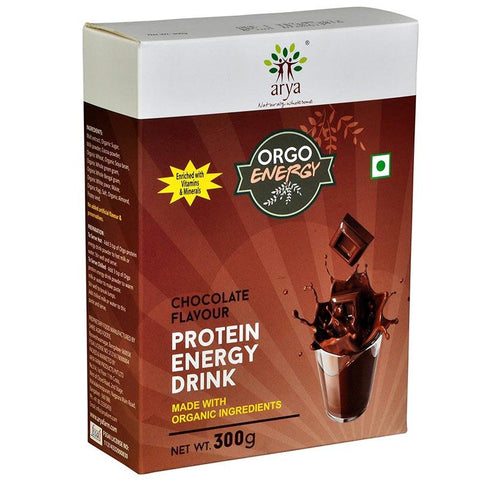 Protein Energy Drink - Chocolate, 300g