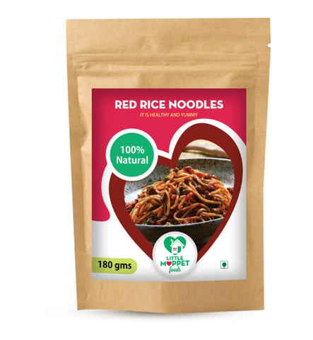 Red Rice Noodles, 180g