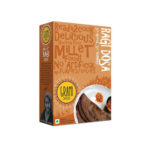 Instant Ragi Dosa Mix (Pack of 3), 200g