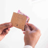 Cruelty-Free Cork Fibre Card Case (Ray)