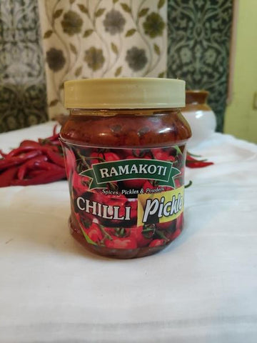 Red Chilli- Pandumirchi Pickle, 1 Kg