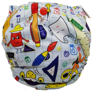 Reusable Bumkin Night Time Diaper - Little Champ