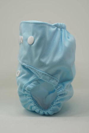 Reusable Cloth Diaper for New Borns - Blue