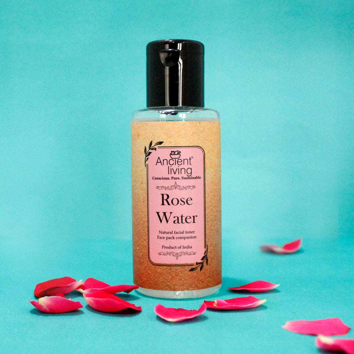 Organic Rose Water (100ml)