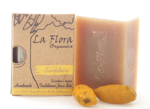 Traditional Beauty Scrub Soap, 100g