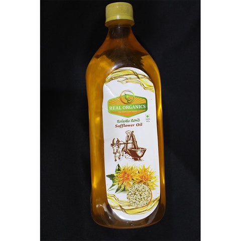 Natural Cold-Pressed Sunflower Oil, 1000ml