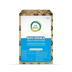 Shuddha Herbal Washing Powder, 500g