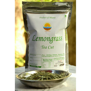 Solar Dried Lemongrass (Tea Cut) - 4 x 50g