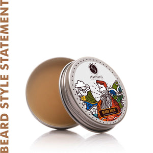 Natural Beard Balm For Men