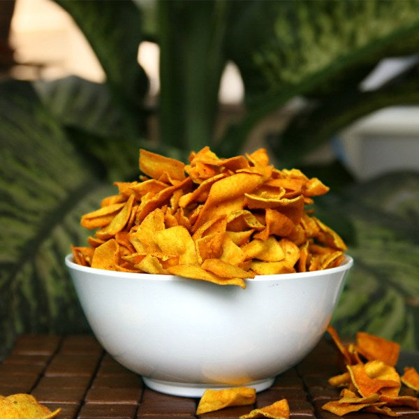 Yellow Corn Chips, 100gms