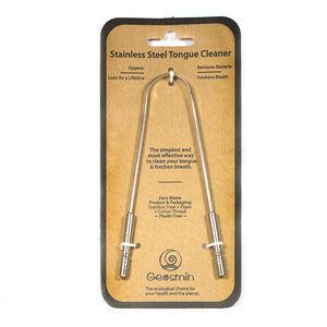 Stainless Steel Tongue Cleaner (Pack of 2)