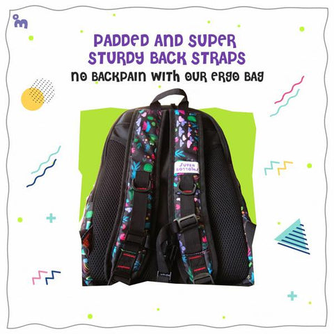 Super BackPack - Diaper Bag (RimZim)