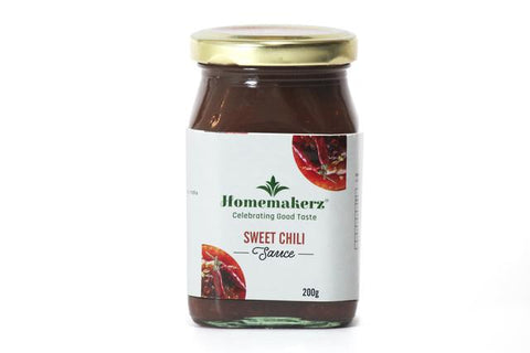 Natural, Preservative-Free Sweet Chili Sauce, 200g
