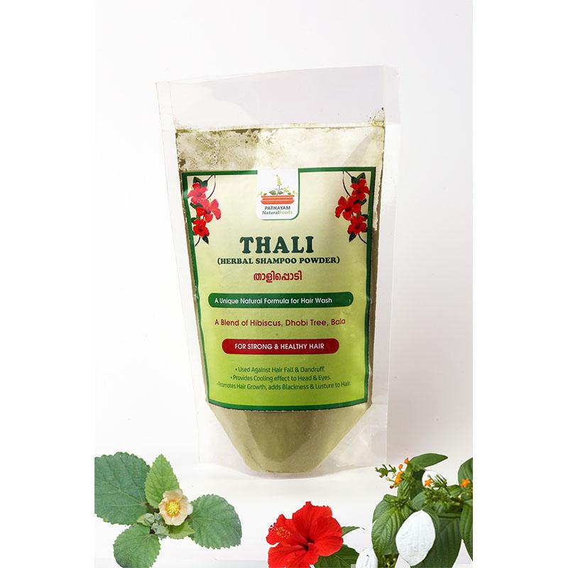Thali Herbal Shampoo Powder, 150g - Pack of 3 – The Better