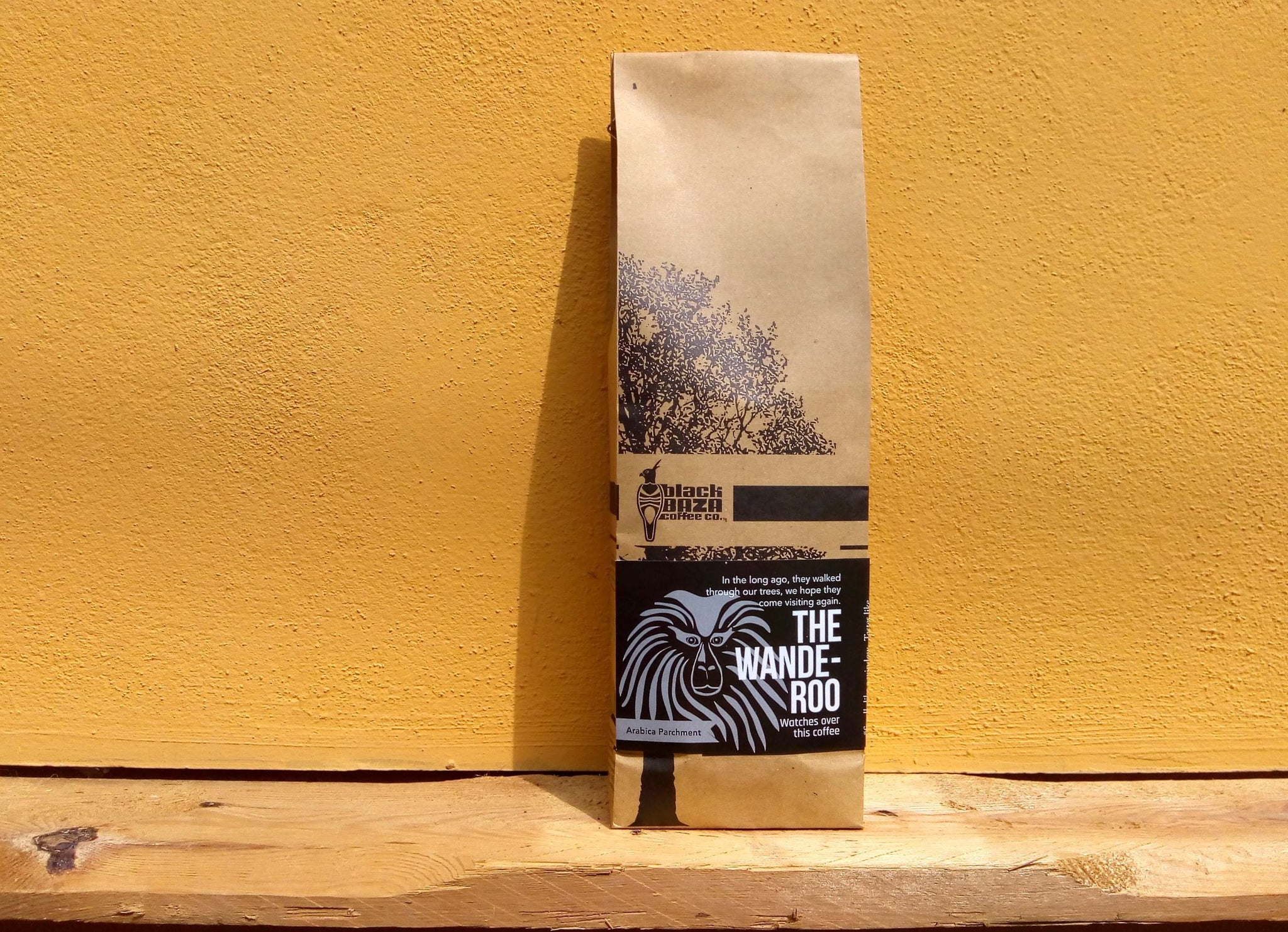 The Wanderoo - Biodiversity Friendly Coffee (100% Arabica)