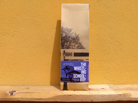 The Whistling School Boy - Biodiversity Friendly Coffee (Arabica + Robusta with 20% Chicory)