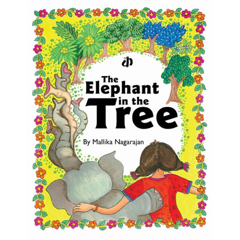 The Elephant in the Tree - Children's Picture Book
