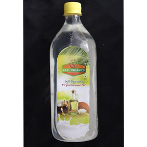 Natural Virgin Coconut Oil, 500ml