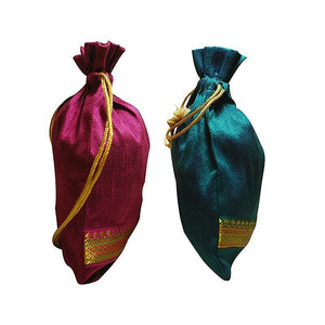 Ethnic Potli Bag (Pack of 2)