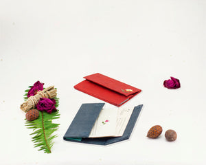 Floral Visiting Card Holder Handmade by Women Artisans