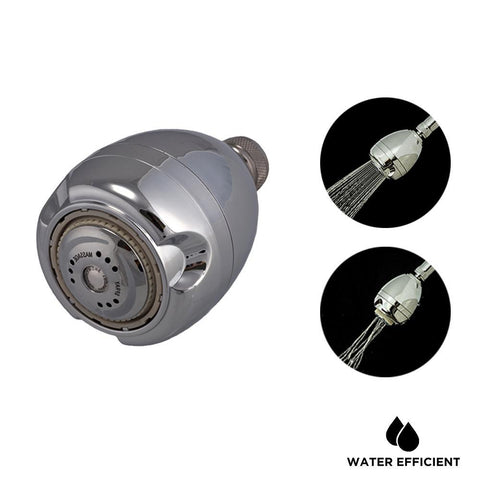 Water-Saving Dual Function Shower Head