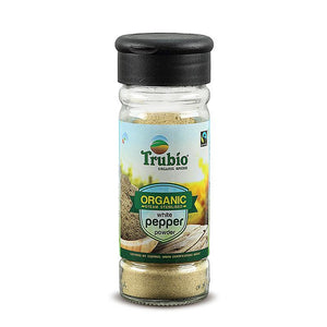 White Pepper Powder in Bottle, 45g (Pack of 2)