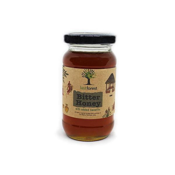 Wild Bitter Honey, 250g