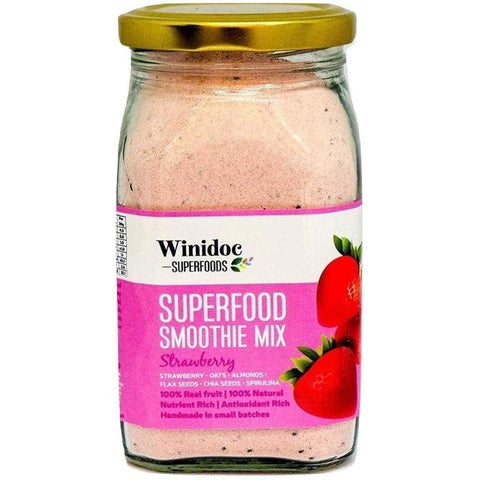 Smoothie Mix- Strawberry, 200g