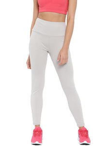 Women's Bamboo Ankle-Length Leggings - Harbour Mist (AWFL001M)