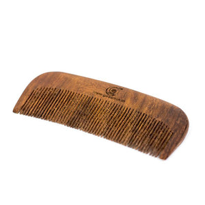 Wooden Pocket Comb (Pack of 2)