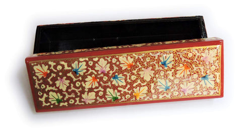 Decorative Agarbatti Box created by artisans with disability