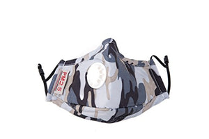 Anti Pollution Mask PM2.5 (Army Design)