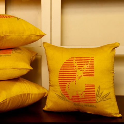 Modern Classic Cushion Cover - 6 created by traditional artisan communities