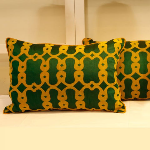 Pop Masters Cushion Cover - 8 created by traditional artisan communities