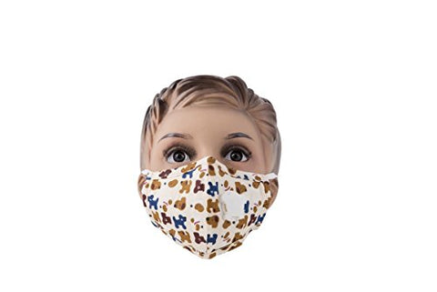 Child-Friendly Ultra Soft Anti Pollution Adjustable Mask PM2.5