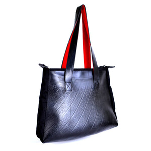 Upcycled Tyre Ladies Handbag